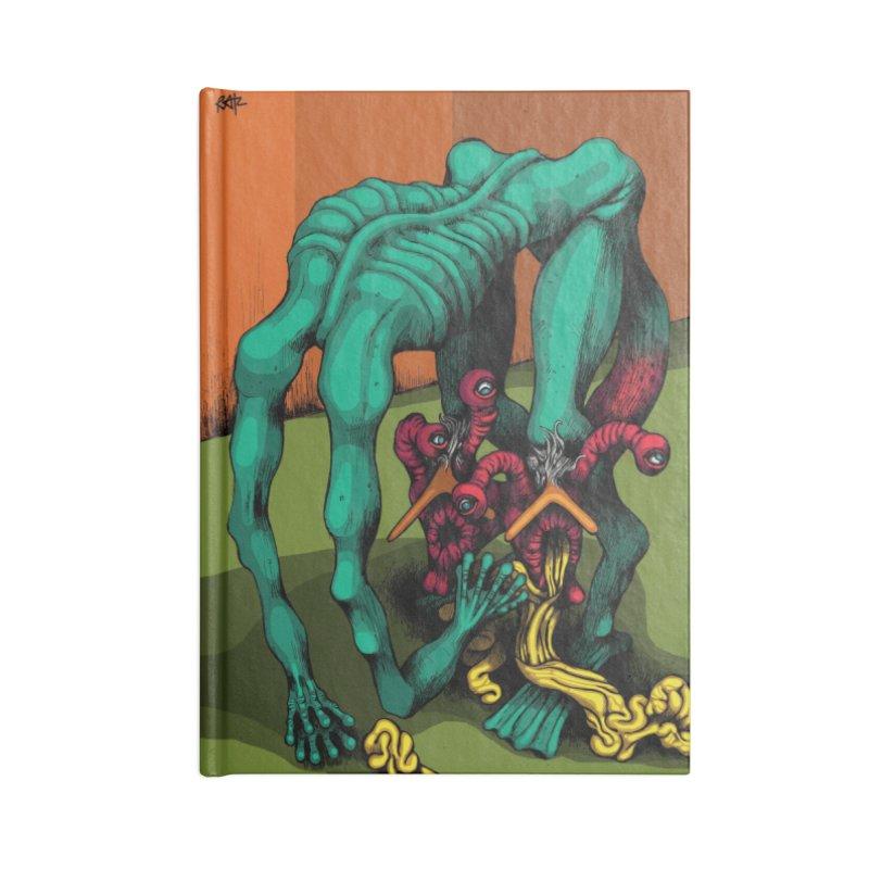 Schizo Pop Genetic Design 1 Accessories Notebook by schizo pop