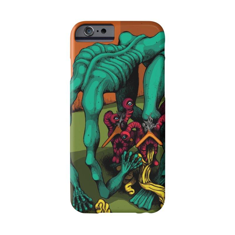 Schizo Pop Genetic Design 1 Accessories Phone Case by schizo pop