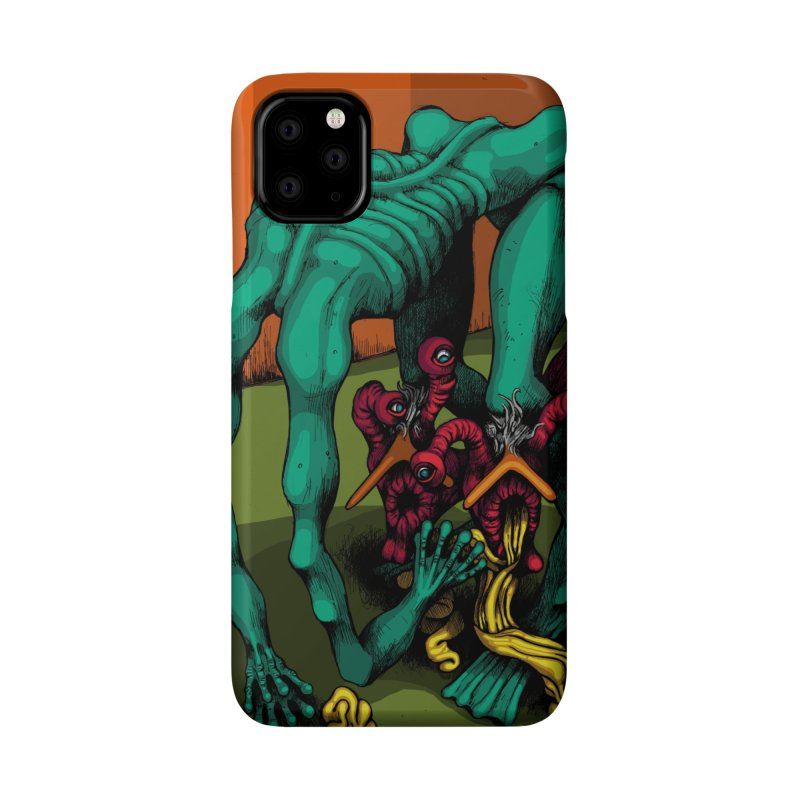 Schizo Pop Genetic Design 1 Accessories Phone Case by schizo pop