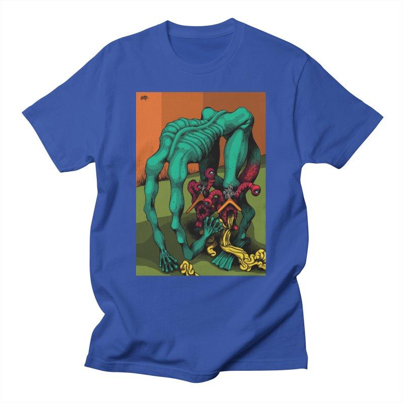 Schizo Pop Genetic Design 1 Men's T-Shirt by schizo pop