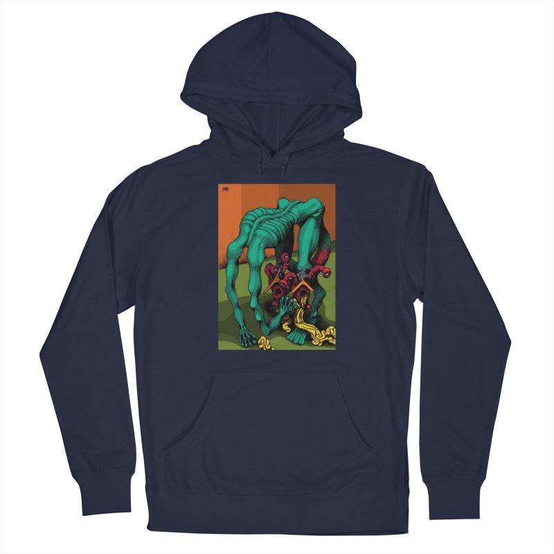 Schizo Pop Genetic Design 1 Men's Pullover Hoody by schizo pop