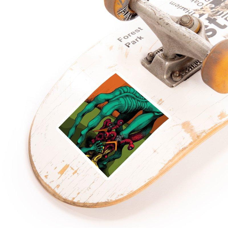 Schizo Pop Genetic Design 1 Accessories Sticker by schizo pop