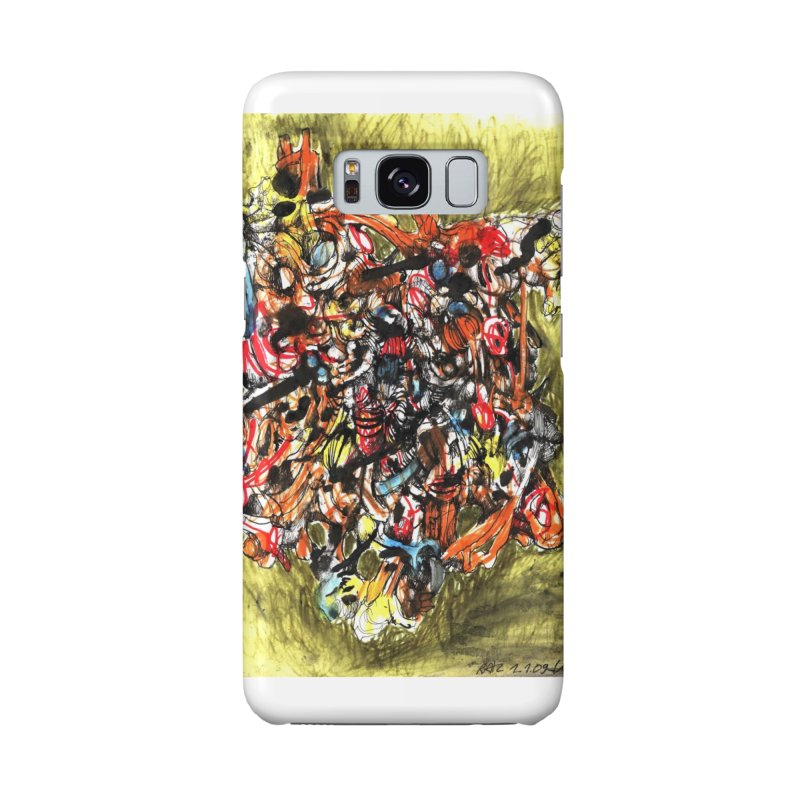 Drawing Blog No.2 - 1.1.09 Accessories Phone Case by schizo pop