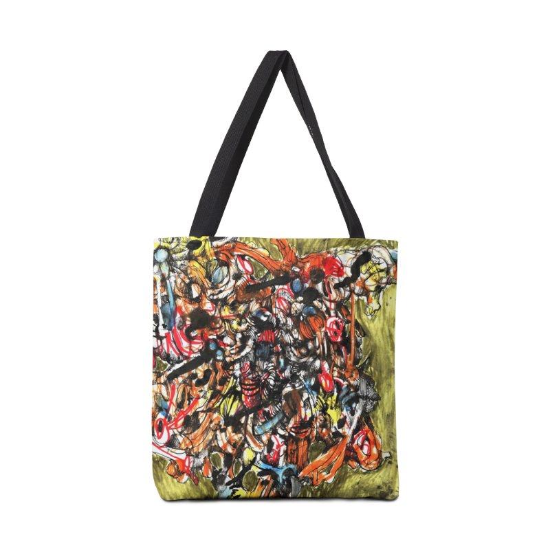 Drawing Blog No.2 - 1.1.09 Accessories Bag by schizo pop