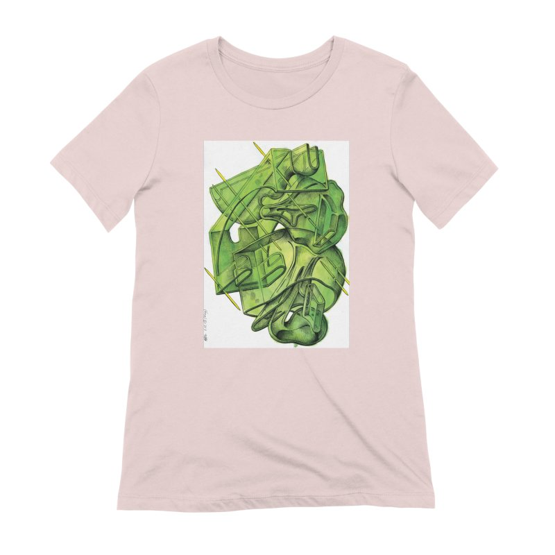 Drawing Blog No.5 - 1.11.13 Women's Extra Soft T-Shirt by schizo pop