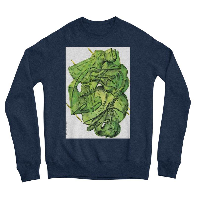 Drawing Blog No.5 - 1.11.13 Men's Sweatshirt by schizo pop