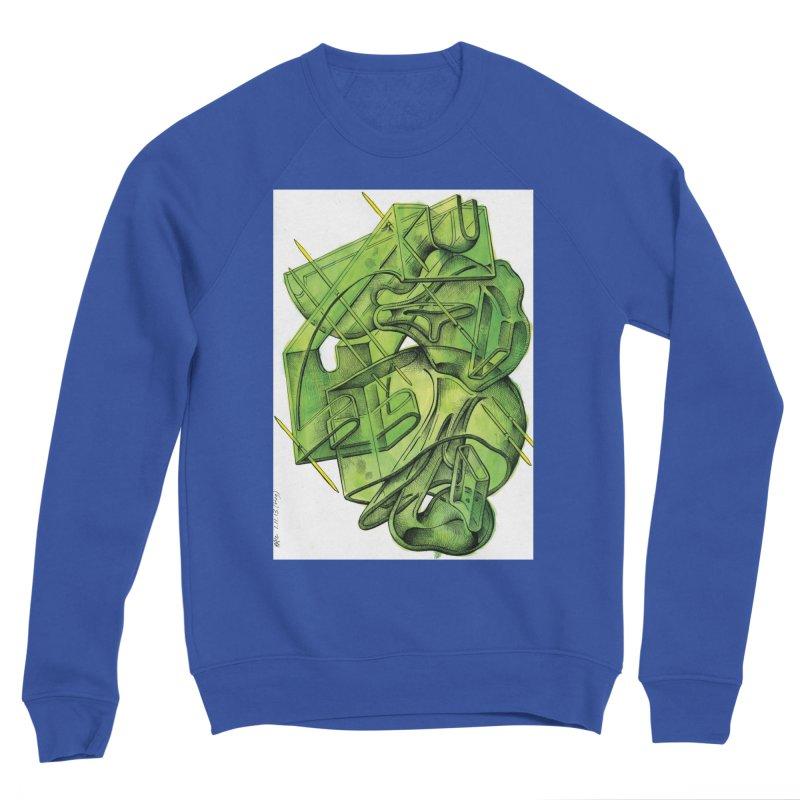 Drawing Blog No.5 - 1.11.13 Women's Sweatshirt by schizo pop