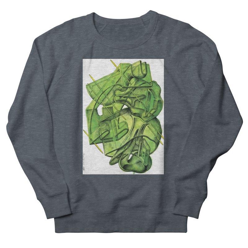 Drawing Blog No.5 - 1.11.13 Women's French Terry Sweatshirt by schizo pop