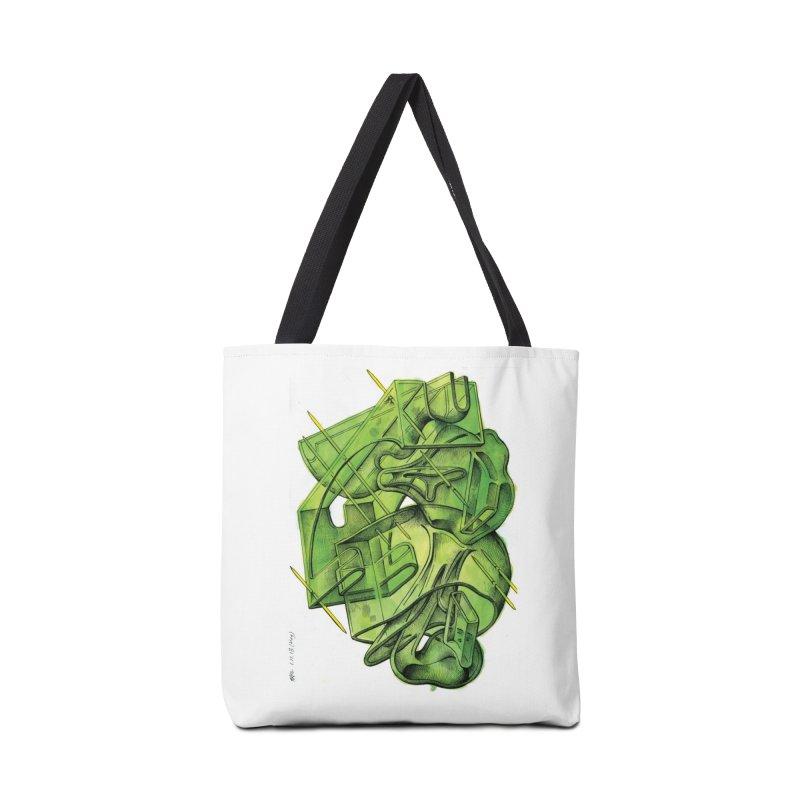 Drawing Blog No.5 - 1.11.13 Accessories Bag by schizo pop