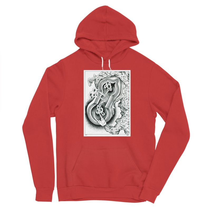 Open Pudding Surgery - 1 Women's Pullover Hoody by schizo pop