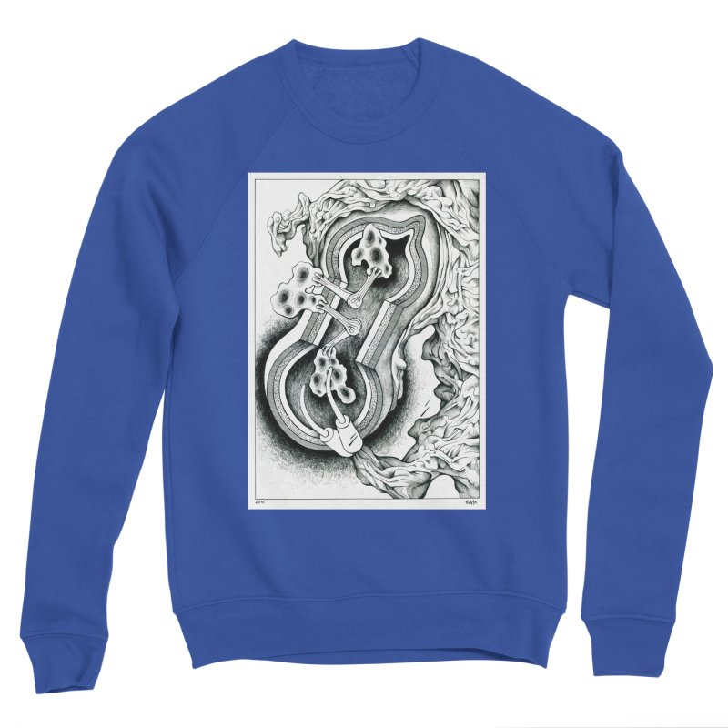 Open Pudding Surgery - 1 Men's Sweatshirt by schizo pop
