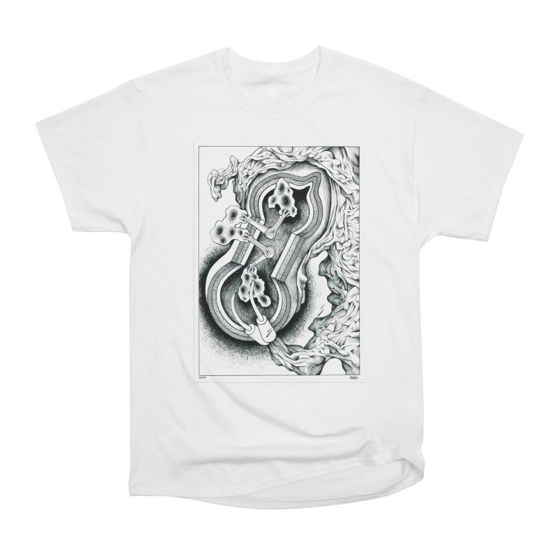 Open Pudding Surgery - 1 Women's T-Shirt by schizo pop