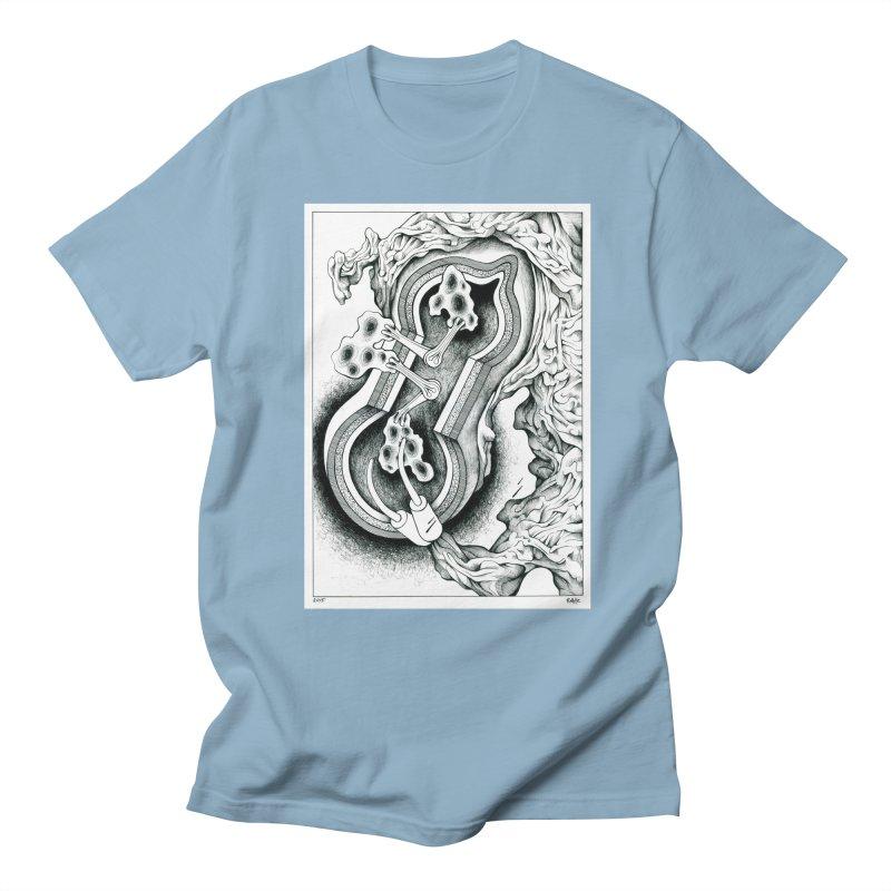 Open Pudding Surgery - 1 Men's Regular T-Shirt by schizo pop