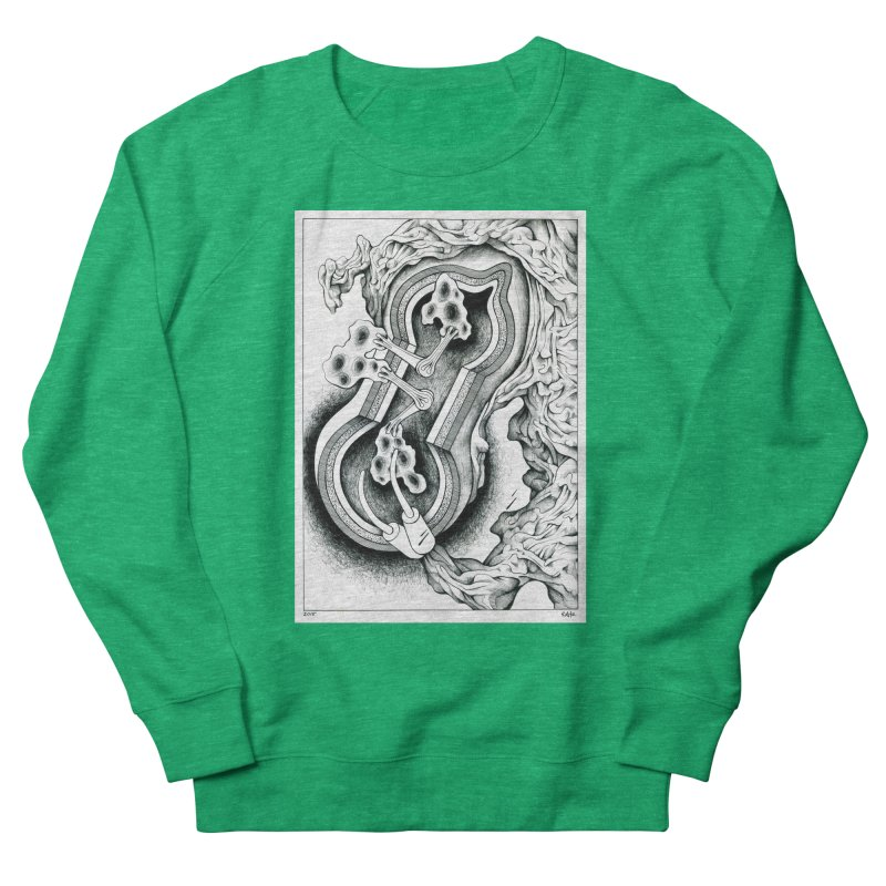 Open Pudding Surgery - 1 Women's Sweatshirt by schizo pop