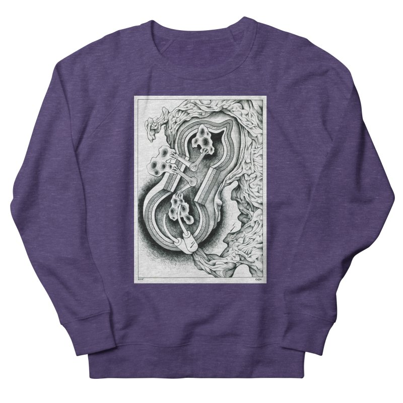 Open Pudding Surgery - 1 Women's Sweatshirt by schizo pop
