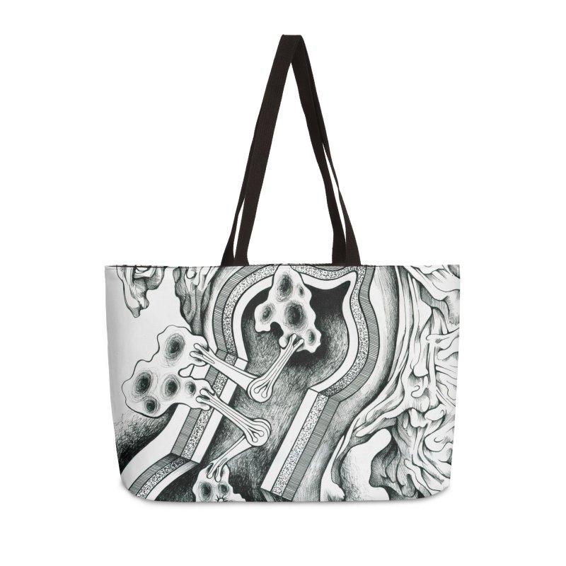 Open Pudding Surgery - 1 Accessories Bag by schizo pop