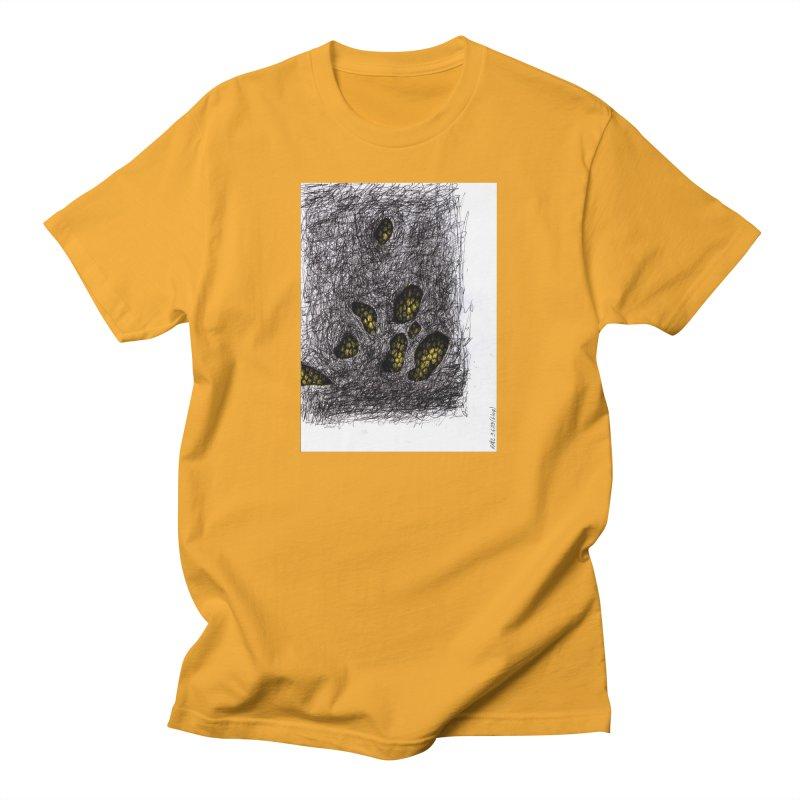 Drawing Blog No.2 - 9.6.09 Men's T-Shirt by schizo pop