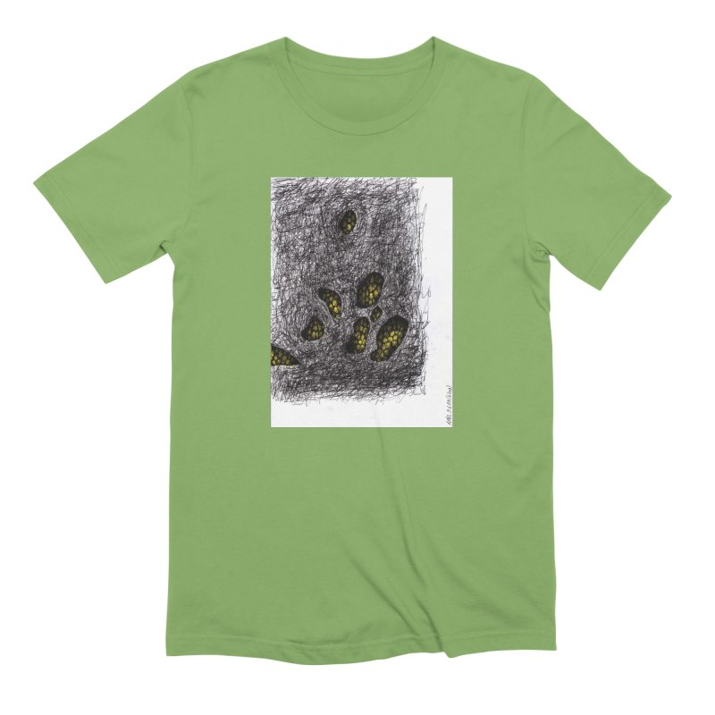 Drawing Blog No.2 - 9.6.09 Men's Extra Soft T-Shirt by schizo pop