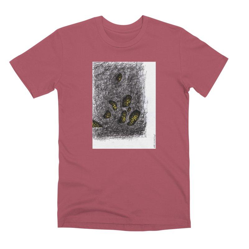 Drawing Blog No.2 - 9.6.09 Men's Premium T-Shirt by schizo pop