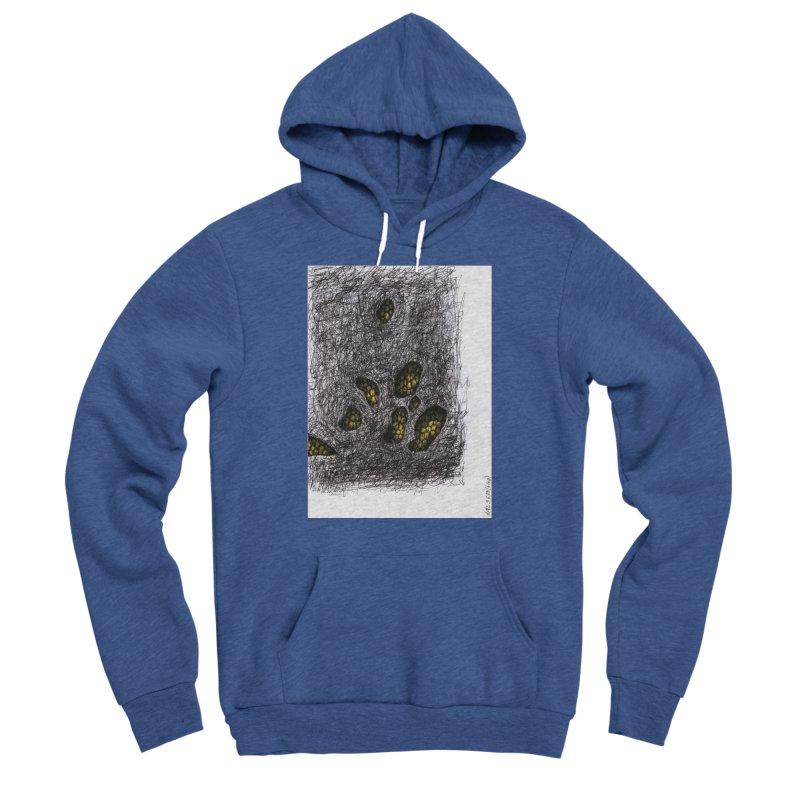 Drawing Blog No.2 - 9.6.09 Men's Sponge Fleece Pullover Hoody by schizo pop