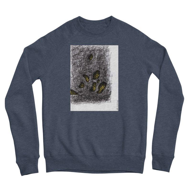 Drawing Blog No.2 - 9.6.09 Men's Sponge Fleece Sweatshirt by schizo pop