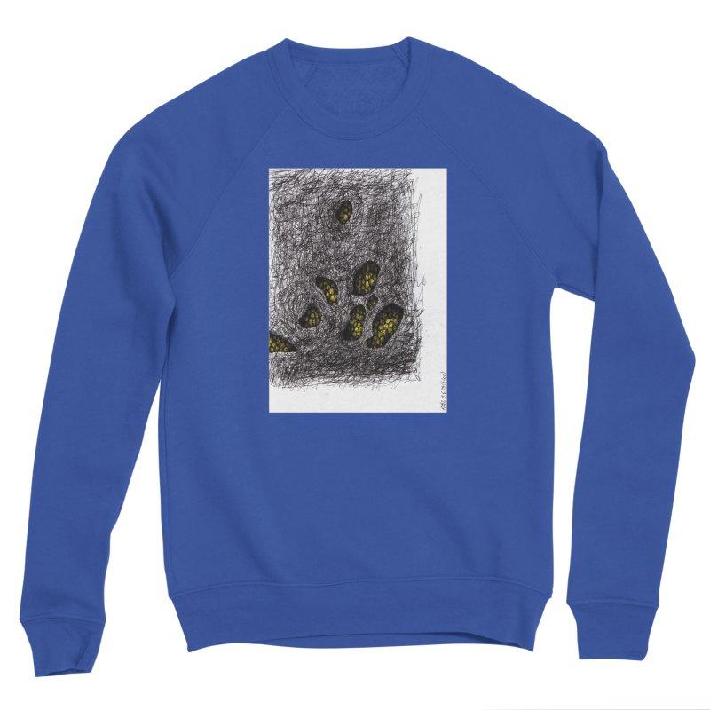 Drawing Blog No.2 - 9.6.09 Men's Sweatshirt by schizo pop