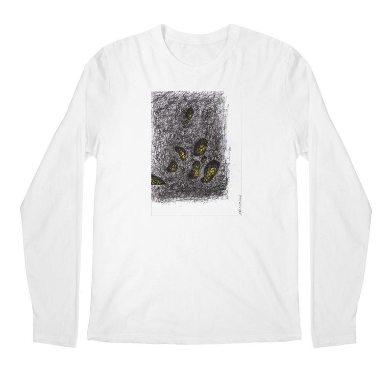 Drawing Blog No.2 - 9.6.09 Men's Regular Longsleeve T-Shirt by schizo pop