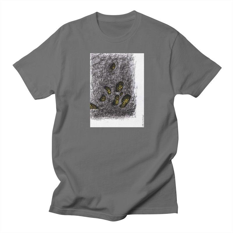 Drawing Blog No.2 - 9.6.09 Men's Regular T-Shirt by schizo pop