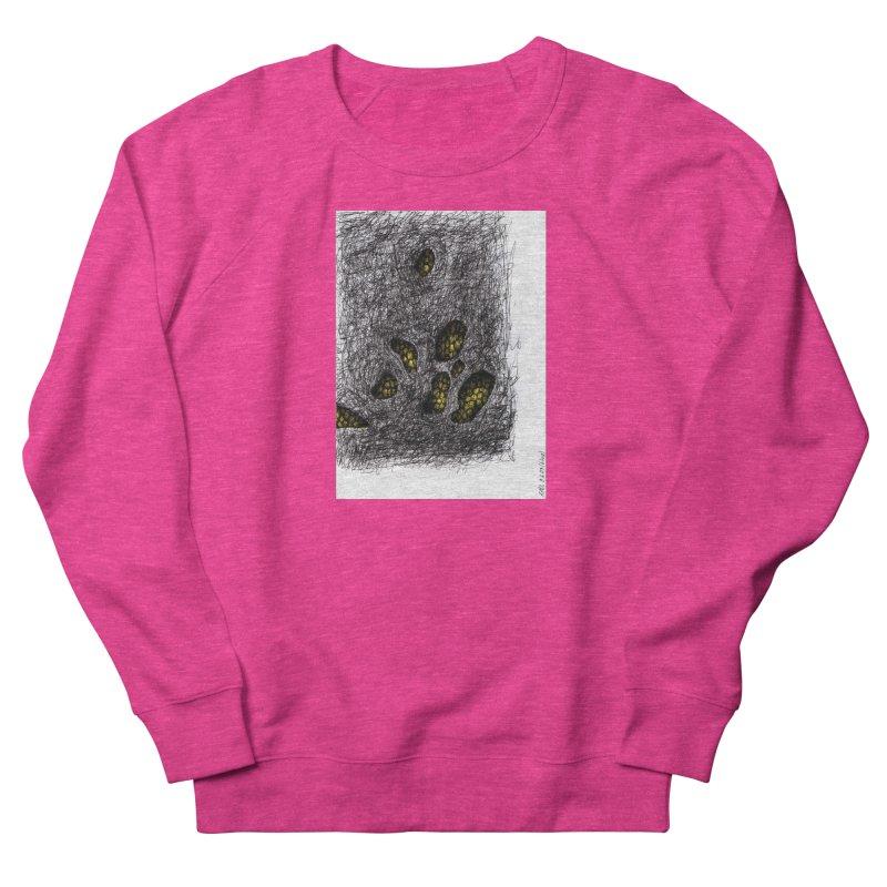 Drawing Blog No.2 - 9.6.09 Women's French Terry Sweatshirt by schizo pop