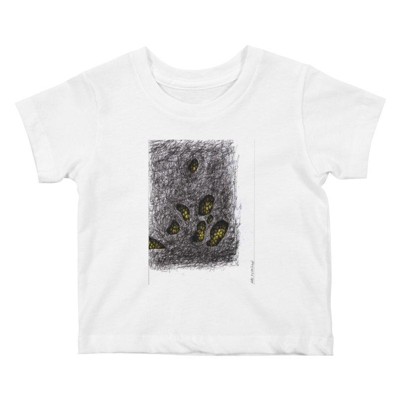 Drawing Blog No.2 - 9.6.09 Kids Baby T-Shirt by schizo pop