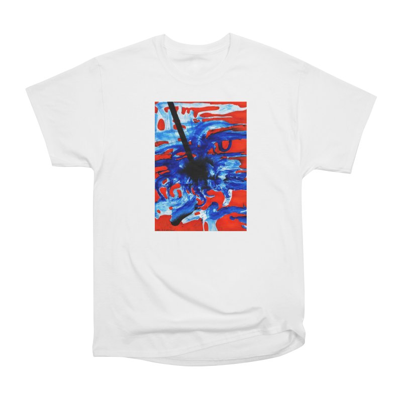Drawing Blog No.2 - 1.3.09 Women's T-Shirt by schizo pop