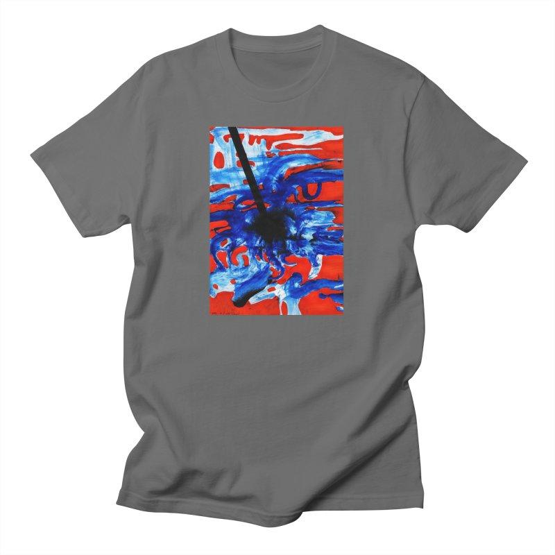 Drawing Blog No.2 - 1.3.09 Men's T-Shirt by schizo pop