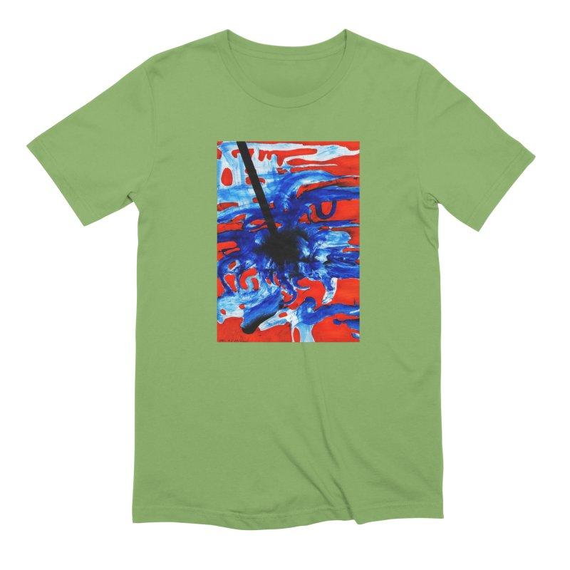 Drawing Blog No.2 - 1.3.09 Men's Extra Soft T-Shirt by schizo pop