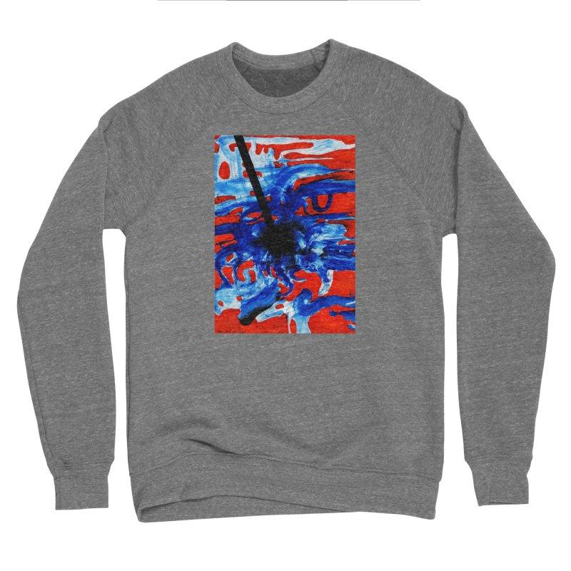 Drawing Blog No.2 - 1.3.09 Men's Sponge Fleece Sweatshirt by schizo pop