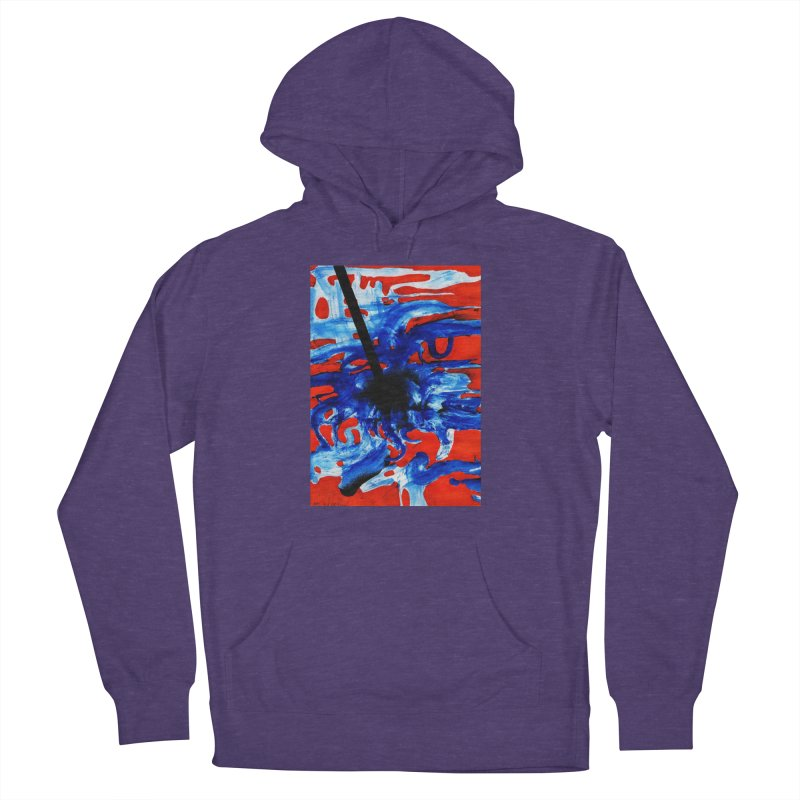 Drawing Blog No.2 - 1.3.09 Women's French Terry Pullover Hoody by schizo pop