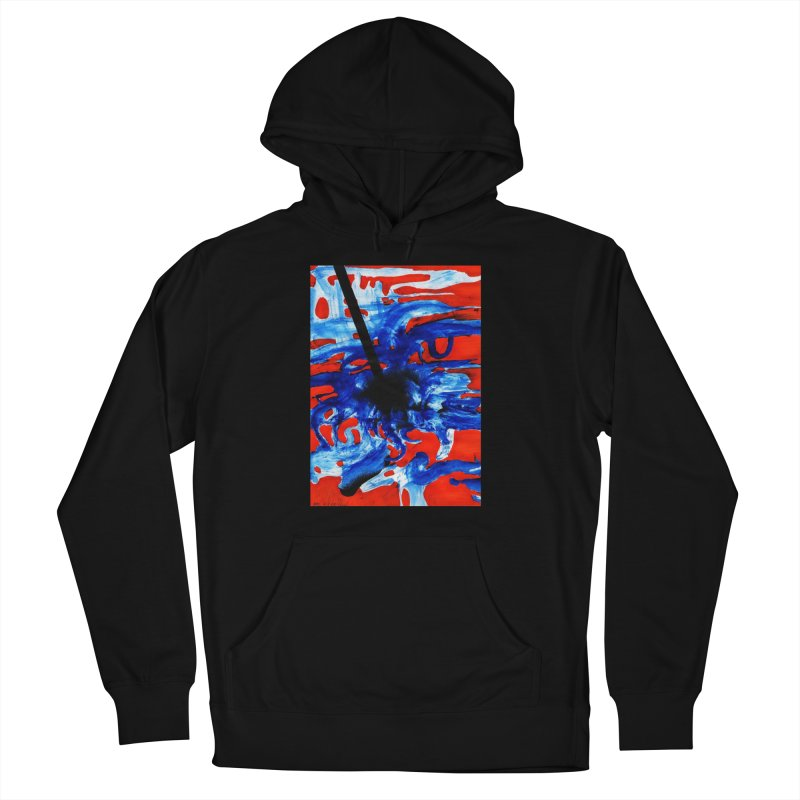 Drawing Blog No.2 - 1.3.09 Men's French Terry Pullover Hoody by schizo pop