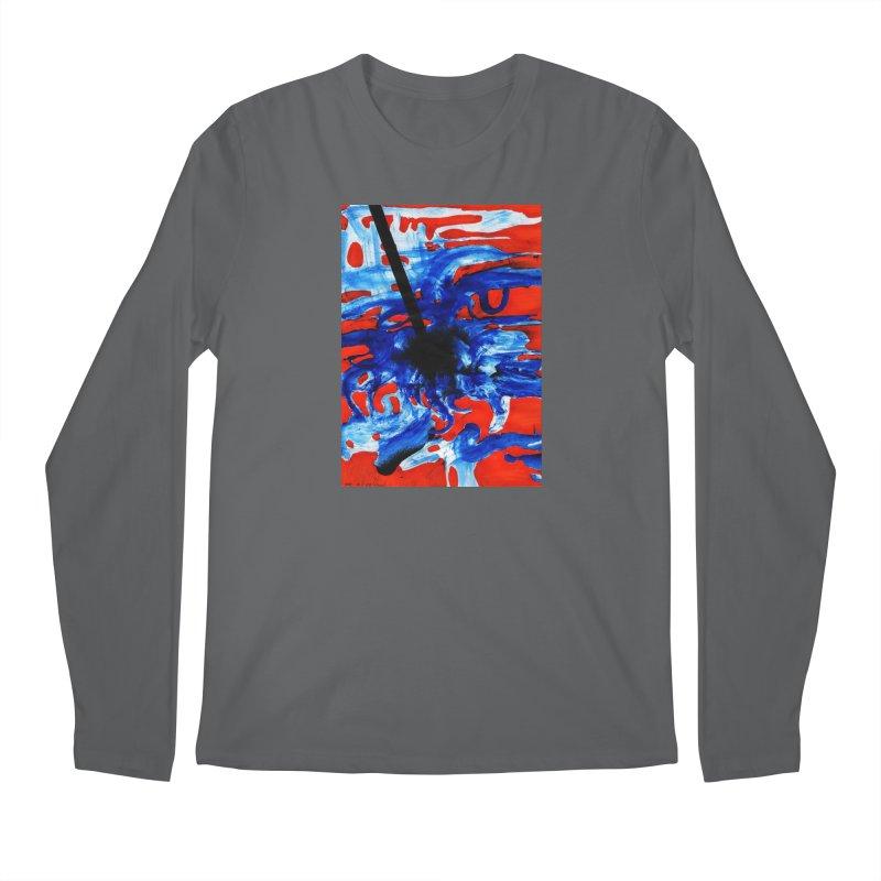 Drawing Blog No.2 - 1.3.09 Men's Longsleeve T-Shirt by schizo pop