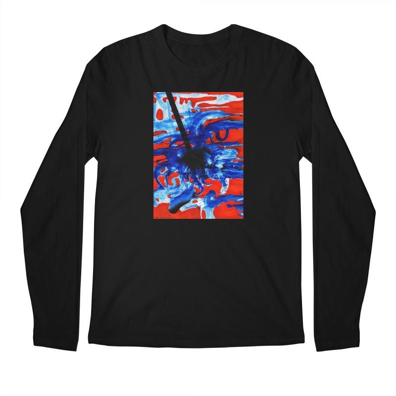 Drawing Blog No.2 - 1.3.09 Men's Regular Longsleeve T-Shirt by schizo pop