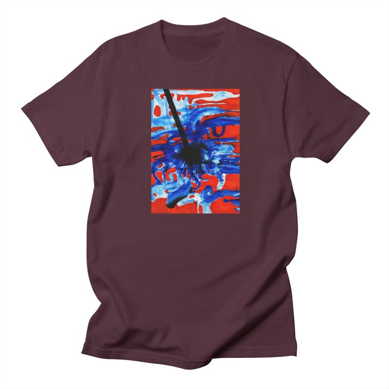 Drawing Blog No.2 - 1.3.09 Men's Regular T-Shirt by schizo pop