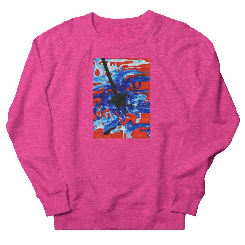 Drawing Blog No.2 - 1.3.09 Women's French Terry Sweatshirt by schizo pop