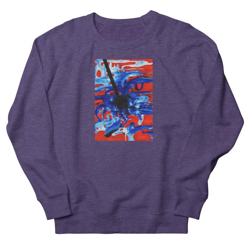 Drawing Blog No.2 - 1.3.09 Men's French Terry Sweatshirt by schizo pop