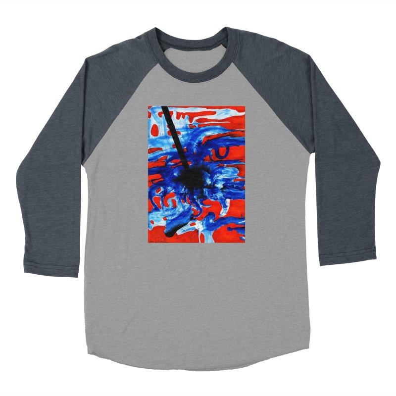Drawing Blog No.2 - 1.3.09 Women's Baseball Triblend Longsleeve T-Shirt by schizo pop