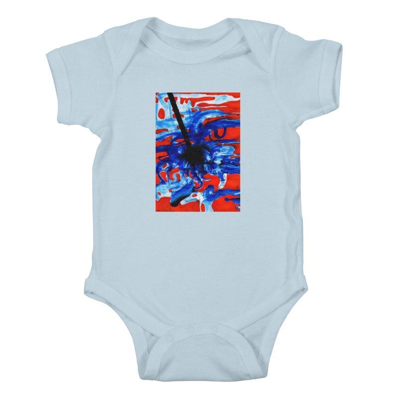 Drawing Blog No.2 - 1.3.09 Kids Baby Bodysuit by schizo pop