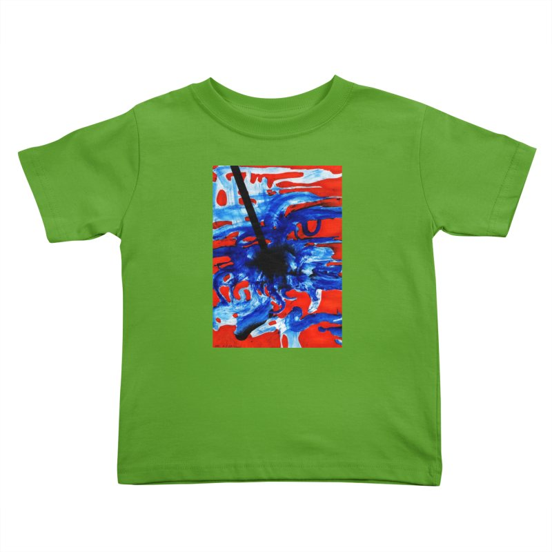 Drawing Blog No.2 - 1.3.09 Kids Toddler T-Shirt by schizo pop