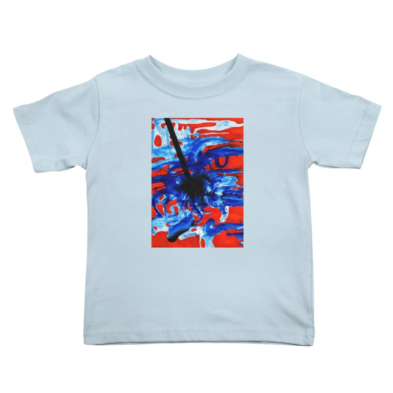 Drawing Blog No.2 - 1.3.09 Kids Toddler T-Shirt by schizo pop