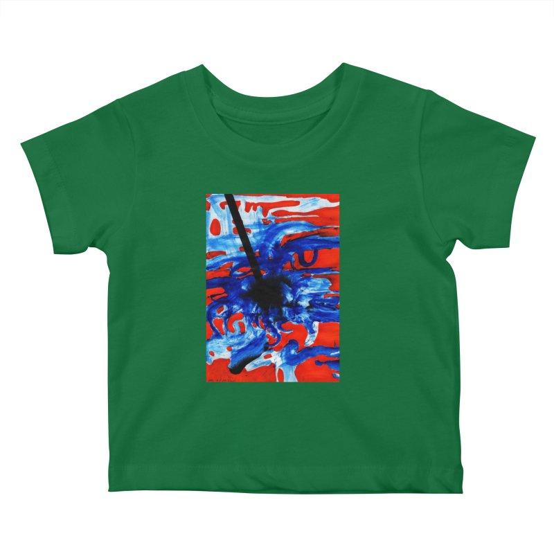 Drawing Blog No.2 - 1.3.09 Kids Baby T-Shirt by schizo pop