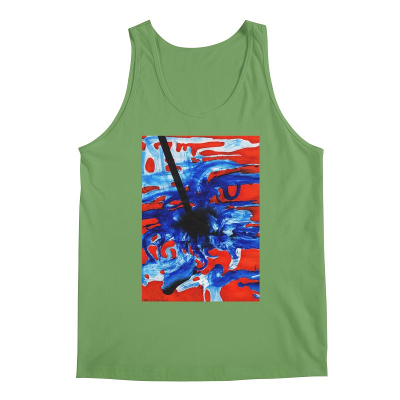 Drawing Blog No.2 - 1.3.09 Men's Tank by schizo pop