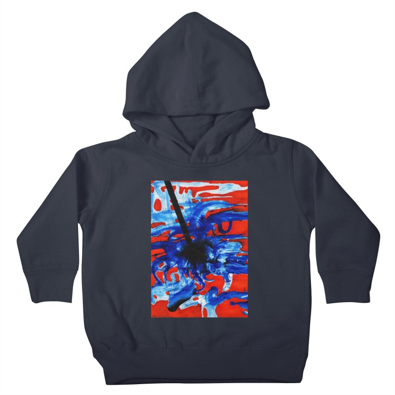 Drawing Blog No.2 - 1.3.09 Kids Toddler Pullover Hoody by schizo pop