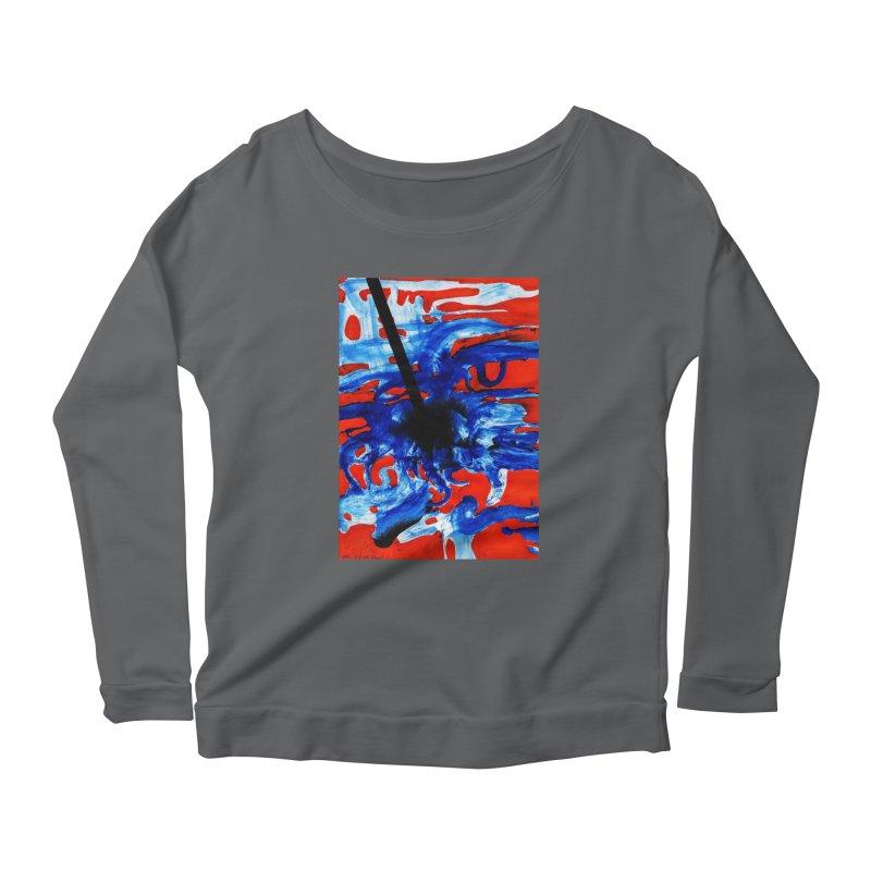 Drawing Blog No.2 - 1.3.09 Women's Longsleeve T-Shirt by schizo pop