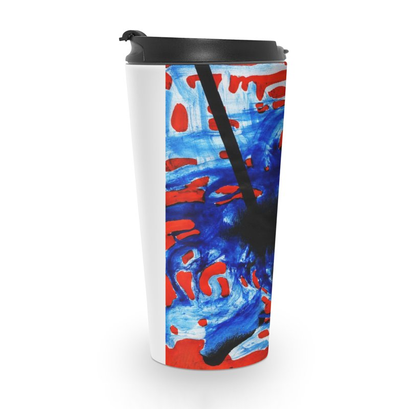 Drawing Blog No.2 - 1.3.09 Accessories Travel Mug by schizo pop
